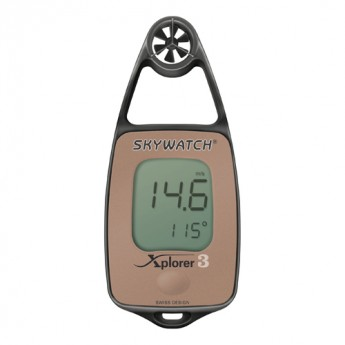 Anemometer-Thermometer with digital compass Xplorer 3 JDC