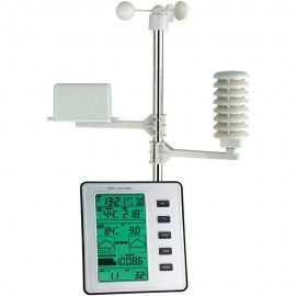 'Stratos' wireless weather station TFA