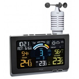 "WIRELESS WEATHER STATION ""SPRING BREEZE"" TFA"