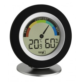 "DIGITAL THERMO-HYGROMETER ""COSY"" TFA"