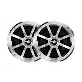 "WATERPROOF COAXIAL 6.5"" HIGH PERFORMANCE SPEAKERS 75W JENSEN"