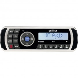 JENSEN MS2A AM/FM/USB/Bluetooth Waterproof Stereo App Controlled..