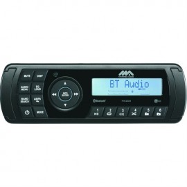 WATERPROOF MARINE STEREO AM/FM/USB/BT JENSEN MA200