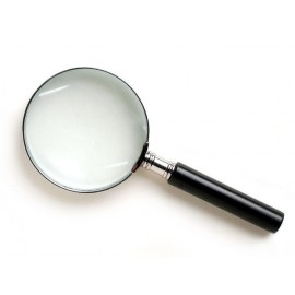MAGNIFYING GLASS 75 mm