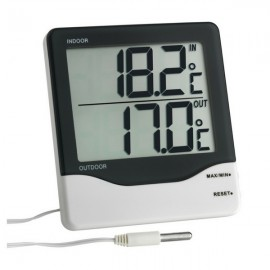 DIGITAL THERMOMETER INDOOR/OUTDOOR TFA 30.1011