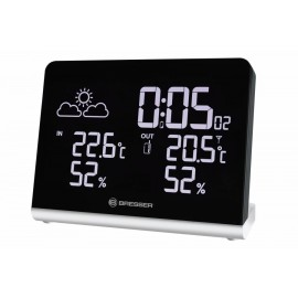 WEATHER STATION BRESSER TEMEO TB RADIO CONTROLLED