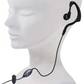 Mic-earphone with PTT PX-20