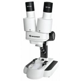 MICROSCOPE BRESSER BIOLUX ICD 20x STEREO