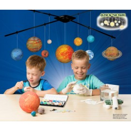 "EXPERIMENTAL SET ""SOLAR SYSTEM"" NATIONAL GEOGRAPHIC"