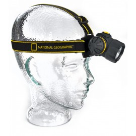 HEADLIGHT LED NATIONAL GEOGRAPHIC
