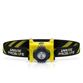 HEADLIGHT UNILITE ATEX-H1 ZONE 0 LED 140 LUMEN