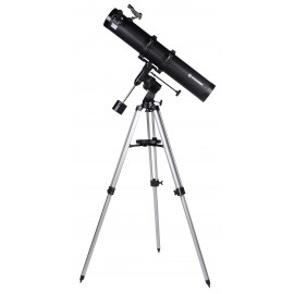 TELESCOPE BRESSER GALAXIA 114/900 EQ-SKY WITH SMARTPHONE CAMERA ADAPTER