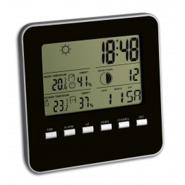 "WEATHER STATION WIRELESS ""QUADRO"" TFA 35.1098.54"