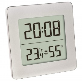 DIGITAL THERMO-HYGROMETER BLACK TFA 30.5038.02