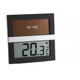 THERMOMETER SOLAR DIGITAL TFA ECO SOLAR 30.1037