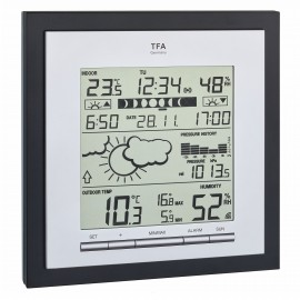 WIRELESS WEATHER STATION TFA LINEA PLUS 35.1144.01