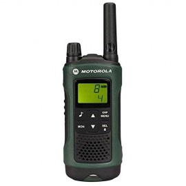 RADIO PMR 446 MOTOROLA TLKR T81 HUNTER SINGLE PACK