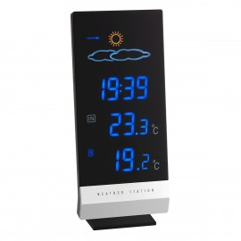 WIRELESS WEATHER STATION LUMAX TFA 35.1093