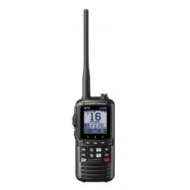 RADIO VHF MARINE FLOATING 6W CLASS H DSC HANDHELD VHF/GPS STANDARD HORIZON HX890E