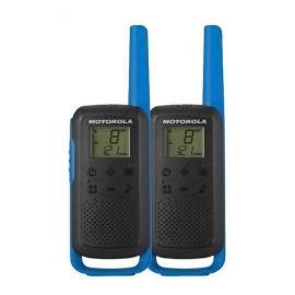RADIO PMR 446 MOTOROLA TLKR T62 DUAL PACK