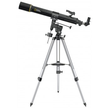 TELESCOPE NATIONAL GEOGRAPHIC 90/900 REFRACTOR EQ3