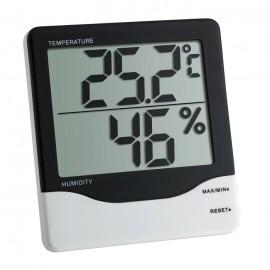 Ψηφιακό Θερμόμετρο-Υγρόμετρο TFA