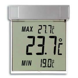 """VISION' DIGITAL WINDOW THERMOMETER TFA 30.1025"