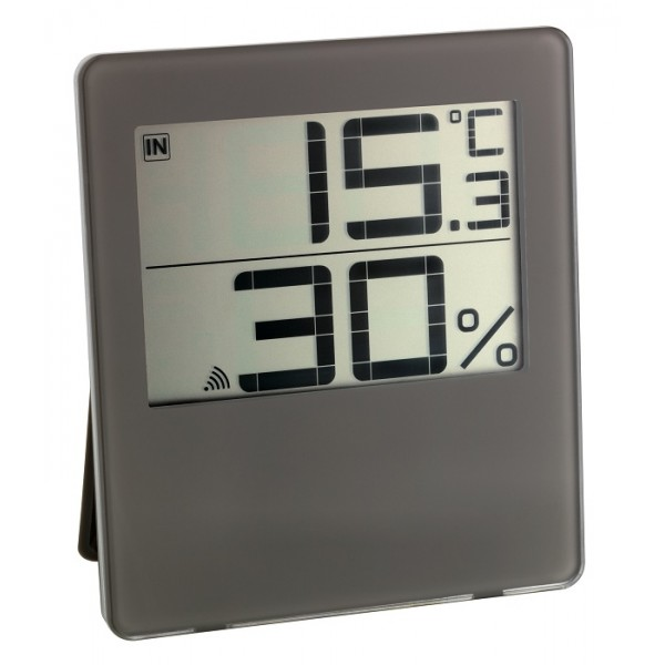 wireless thermo hygrometer tfa chilly sealandair. Black Bedroom Furniture Sets. Home Design Ideas