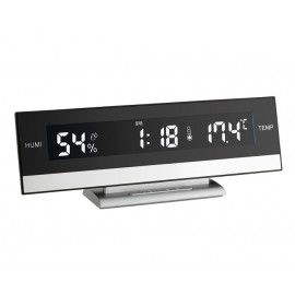 DIGITAL ALARM CLOCK WITH ROOM CLIMATE TFA 60.2011
