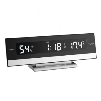 DIGITAL ALARM CLOCK WITH ROOM CLIMATE TFA