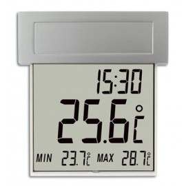 'Vision Solar' digital window thermometer TFA