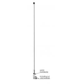 Antenna VHF AIS 1,28m 160.0-164.0MHz