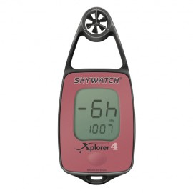 Anemometer-thermometer with digital compass and air pressure/altitude functions Xplorer 4 JDC