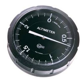 Altimeter Analogue Barigo No 27