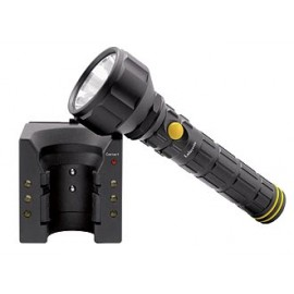 EMERGENCY RECHARGEABLE 130LUM LED TORCH LAFAYETTE