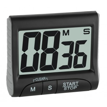 DIGITAL COUNTDOWN TIMER AND STOPWATCH TFA