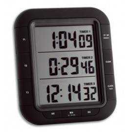 DIGITAL TRIPLE CHRONOMETER TFA